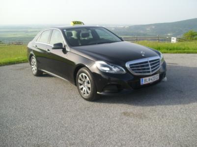 Mercedes Limousine, Taxi Dorner, Manuel Dorner